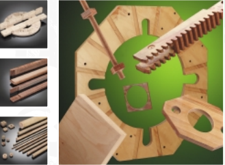 compressedlaminatedwood