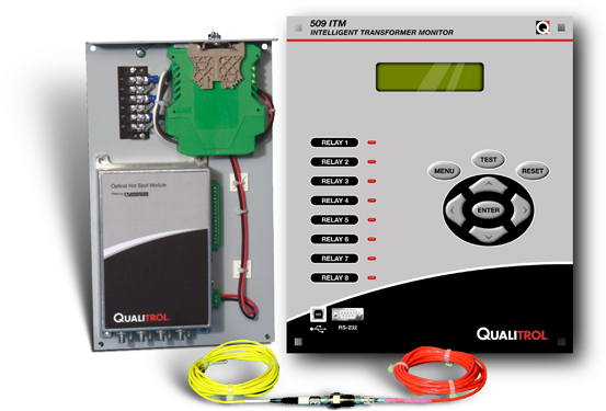 QUALITROL 509 DW Transformer Monitor
